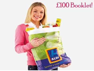 www.aldilistening.co.uk - Enter Aldi Listening Panel Prize Draw To Win One £100 Booklet