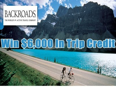 www.backroads.com/photo_contest - Enter Backroads Annual Guest Photo And Video Contest To Win $3,000 In Trip Credit