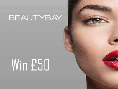 www.beautybay.com/pages/delivery-survey - Win £50 To Spend At Beauty Bay Through Beauty Bay Delivery Survey Prize Draw