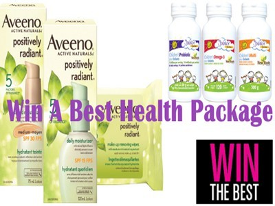 www.besthealthmag.ca/winthebest - Win A Best Health Prize Package By Joining In Best Health Win The Best Contest