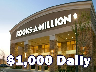 www.tellbam.com - Win Empathica Cash Prize And Receive $5 Off From Books A Million Customer Satisfaction Survey Sweepstakes