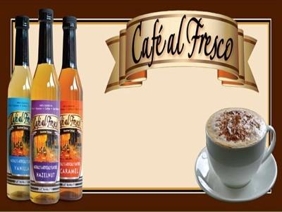 Café Alfresco Online Guest Experience Survey