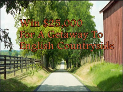 www.countryliving.com - Win $25,000 In Cash Through Country Living Sweepstakes