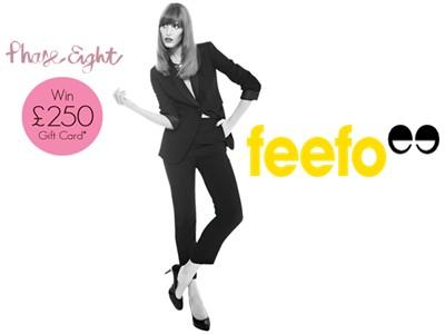 www.feefo.com/feedback/phase-eight - Enter Feefo Customer Feedback Survey Prize Draw To Win A £250 Phase Eight Shopping Voucher