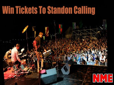 www.nme.com/win Enter NME Win Tickets To Standon Calling Sweepstakes To Win Tickets To Standon Calling