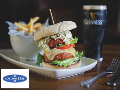 www.oneills-feedback.co.uk - Enter O'neill's Guest Satisfaction Survey Sweepstakes To Win Empathica Cash & A £25 Meal Voucher