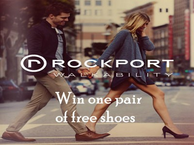 www.rockport.com/feedback - Enter Rockport Customer Satisfaction Survey Sweepstakes To Win One Pair Of Rockport Shoes