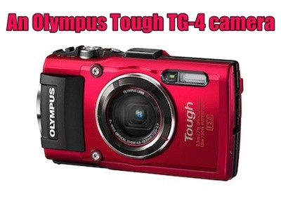 www.scubadiving.com/contests - Enter Scuba Diving Olympus Tough TG-4 Sweepstakes To Win An Olympus Tough TG-4 Camera