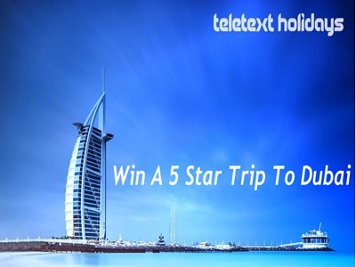www.shortlist.com/win - Win A 5 Star Trip To Dubai With Teletext Holidays Via ShortList Magazine Win A 5 Star Trip To Dubai With Teletext Holidays Competition
