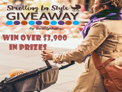 www.similac.com/giveaway - Enter Similac StrongMoms Strolling In Style Giveaway Sweepstakes To Win Over $3,900 In Prizes And Other Instant Win Prizes