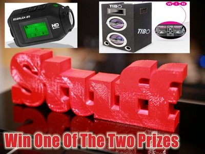 www.stuff.tv/win - Win A Drift Stealth 2 Action Camera And Accessories Bundle And A DJ Station By Participating In Stuff Competition