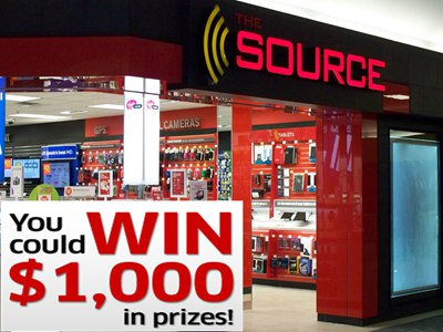 www.thesource.ca/win Win Up To $1,000 Cash Prize By Joining In The Source Lemon Tree Opinions Customer Feedback Survey Contest