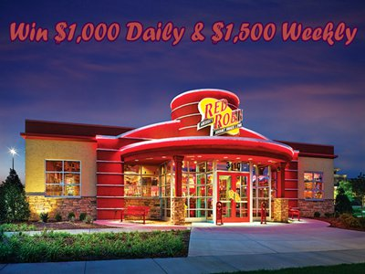 www.tellredrobin.com Win Empathica Cash Prize Through The Red Robin Guest Satisfaction Survey Sweepstakes
