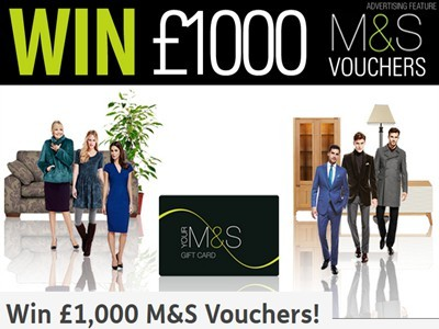 www.stv.tv/win - Win £1,000 Worth Of M&S Vouchers By Joining In The STV Catalink Catalogue & Brochure Competition