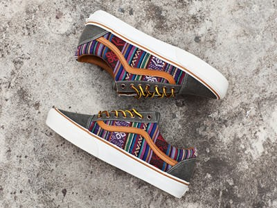 www.vans.com/feedback - Win A Digital Code Redeemable For A Custom Pair Of Shoes From Vans Customer Satisfaction Survey Sweepstakes