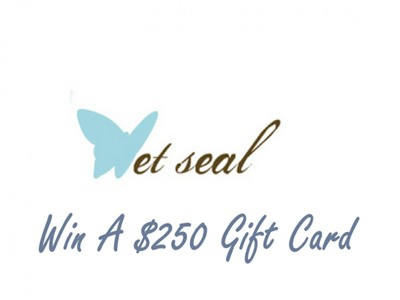 www.wetseal.com/survey - Enter Wet Seal Store Receipt Survey Sweepstakes To Win A $250 Wet Seal Gift Card