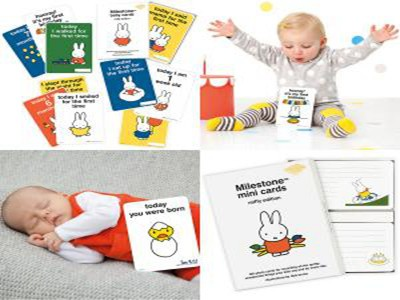www.workingmother.com/giveaways - Win One Set Of Milestone Cards Miffy Collection Through Working Mother Milestone Cards Sweepstakes