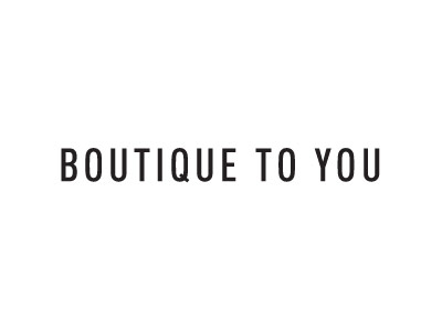 Save 10% Off Order At Boutique To You