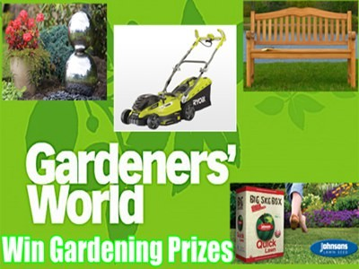 www.gardenersworld.com/win - Win A 5kg Carton Of Lawn Seed And Other Gardening Prizes Through Gardeners' World Latest Win Gardening Prizes Competitions