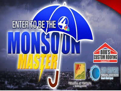 www.kvoa.com/contests Enter KVOA News 4 Tucson Monsoon Master Contest To Win A Vacation To Cancun Mexico And Other Prizes