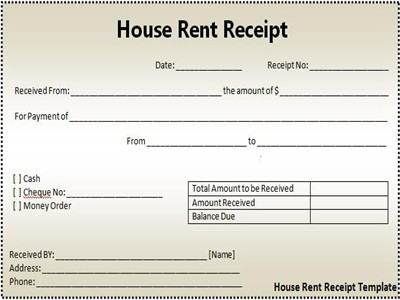 Four Receipt Template Types Perfect For Your Business