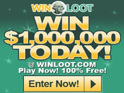 www.winloot.com/play -  Win Up To $1,000,000 By Participating In Winloot Free Online Lotto Style Sweepstakes