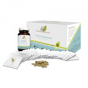 Blessed Herbs Colon Cleansing Kit Ginger