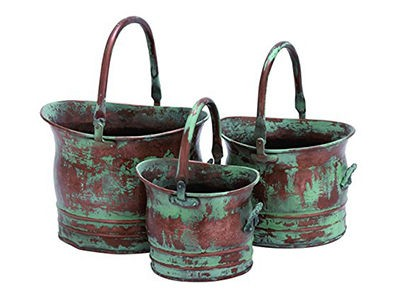 Deco 79 Metal Planter