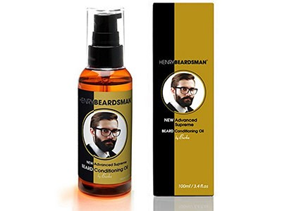 Henry Beardsmans Beard Conditioning Oil