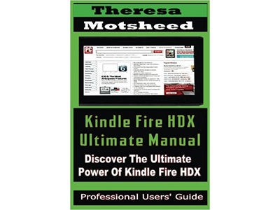 Kindle Fire Hdx Ultimate Manual