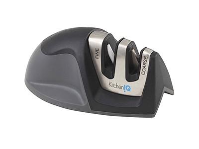 KitchenIQ 50009 Edge Grip 2 Stage Knife Sharpener