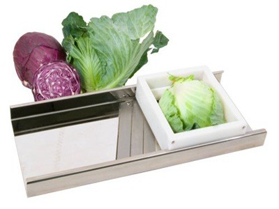 Save 13.37 For TSM Products Stainless Steel Cabbage Slicer