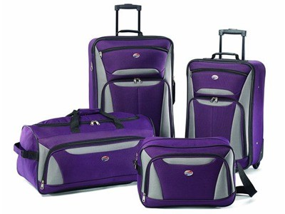 Save 65 Off American Tourister Luggage Fieldbrook II 4 Piece Set