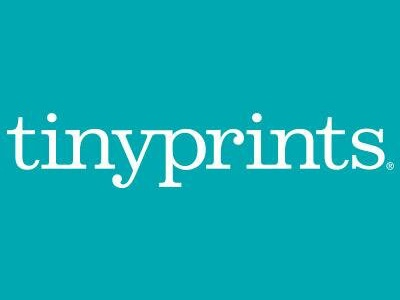 Enjoy 50% Off The Custom Design Service Fee At Tiny Prints