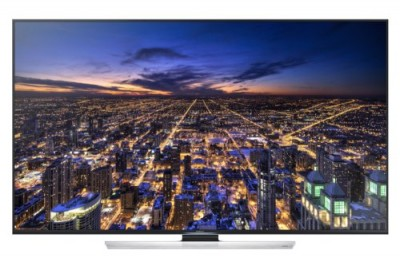Samsung Un75hu8550 75-inch 4k Ultra Hd 120hz 3d Smart Led Tv (2014 Model)